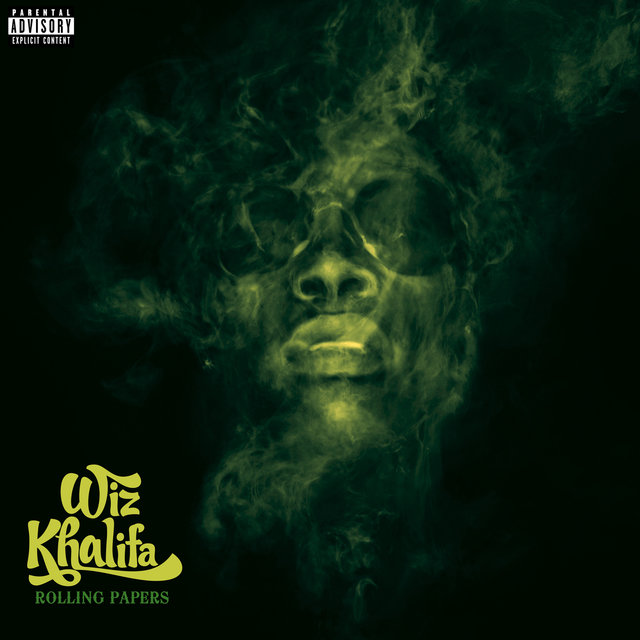 Cover art for album Rolling Papers (Deluxe 10 Year Anniversary Edition) by Wiz Khalifa