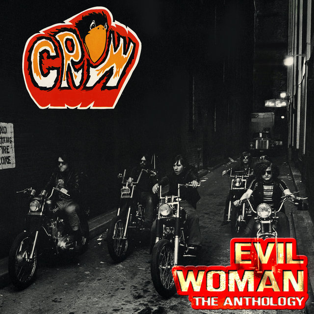 Evil Woman - The Anthology