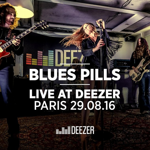 Live at Deezer