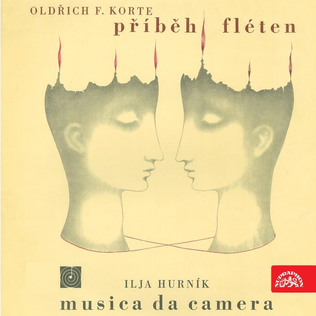 Hurník: Musica Da Camera - Korte: The Story Of The Flutes