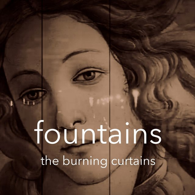Cover art for album  by The Burning Curtains