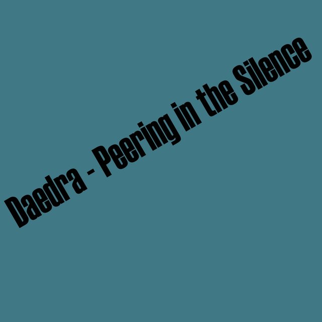 Peering in the Silence
