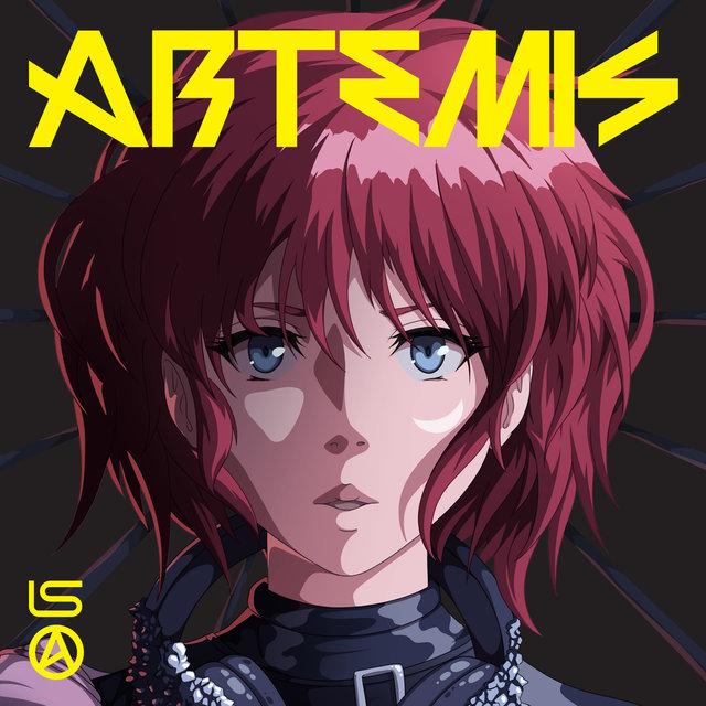 Cover art for album Artemis by Lindsey Stirling