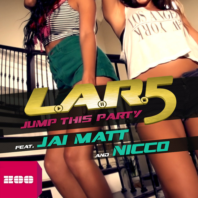 Jump This Party (feat. Jai Matt & NICCO) (Remixes)