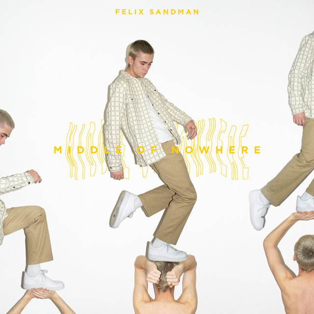 Cover art for album  by FELIX SANDMAN