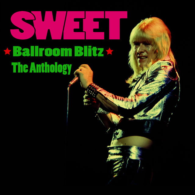 Ballroom Blitz - The Anthology