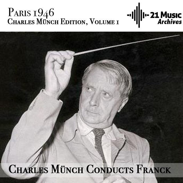 Charles Münch conducts Franck