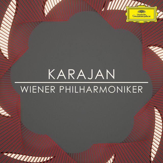 Karajan conducts the Vienna Philharmonic Orchestra