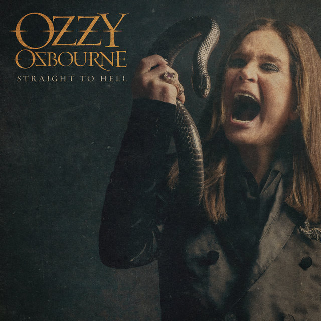 Cover art for album Straight to Hell by Ozzy Osbourne