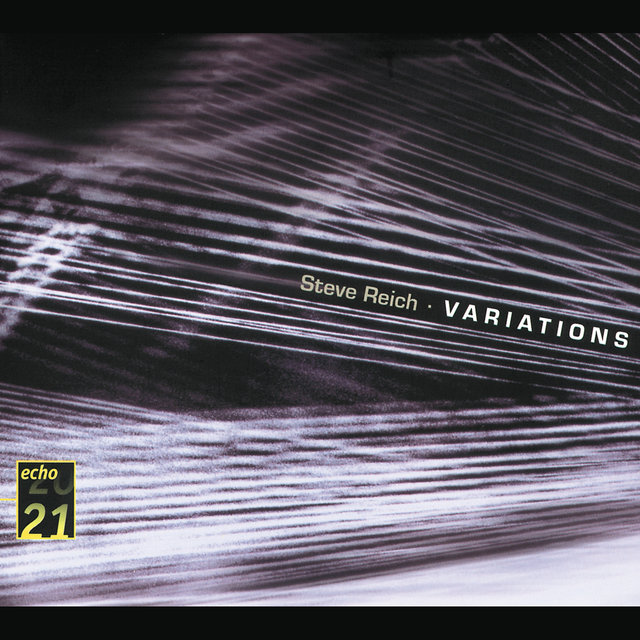 Reich: Variations; Music for Mallet Instruments; 6 Pianos