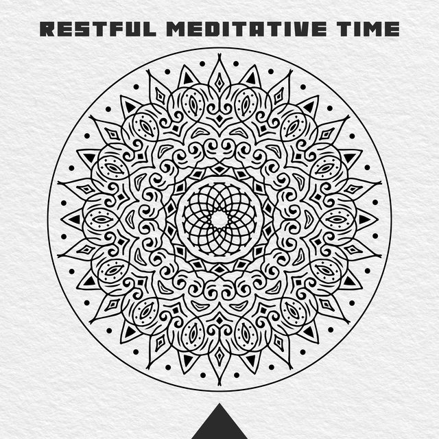 Restful Meditative Time - Reduce Stress, Spiritual Journey, Relax and Meditate
