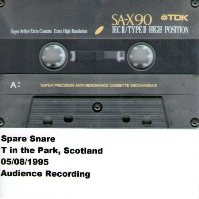 T In The Park, Scotland, 05.08.1995