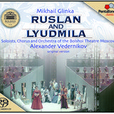 Ruslan and Lyudmila, Op. 5: Overture