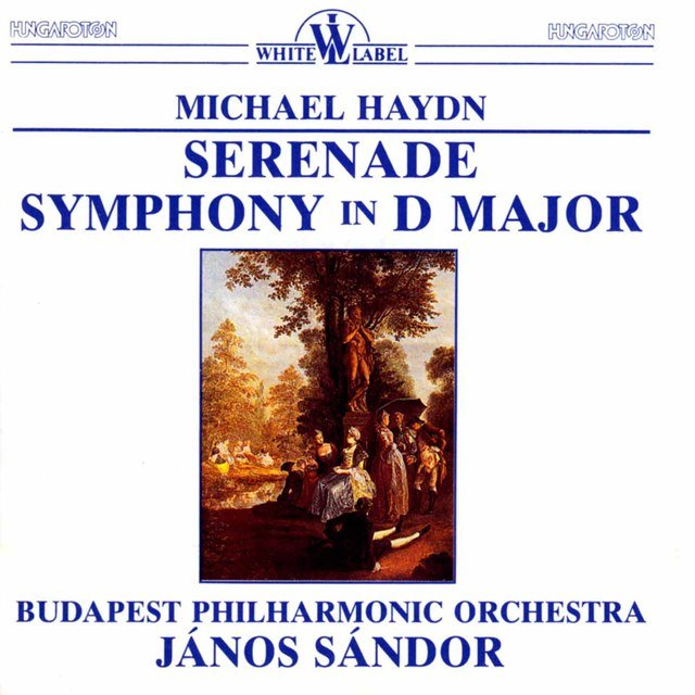 M. Haydn: Serenade - Symphony in D Major