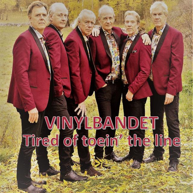 Cover art for album  by Vinylbandet