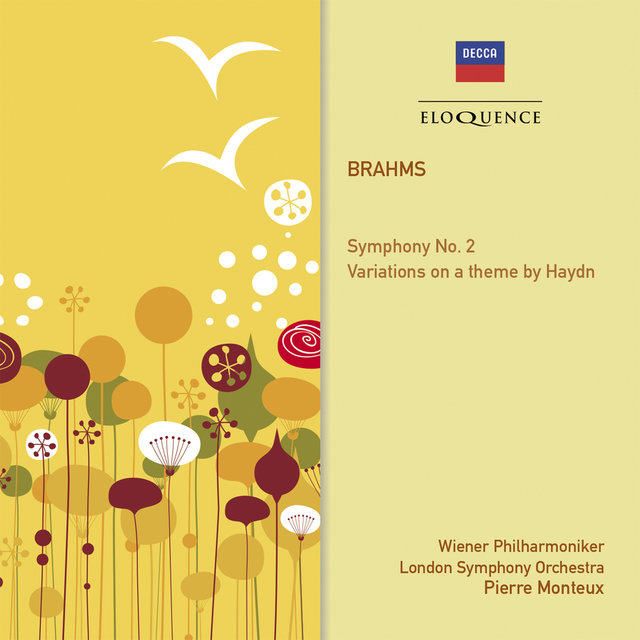 Brahms: Symphony No. 2; Variations On A Theme By Haydn