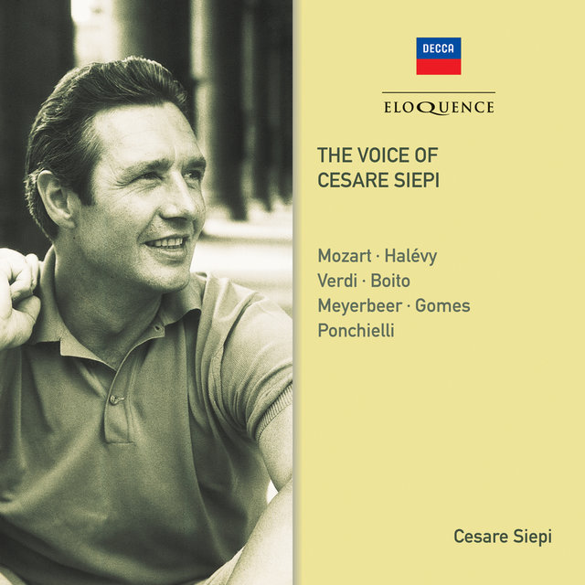 The Voice Of Cesare Siepi