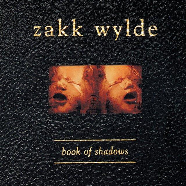 Cover art for album Book Of Shadows by Zakk Wylde