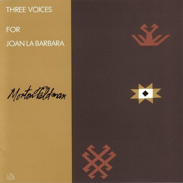 Three Voices For Joan La Barbara