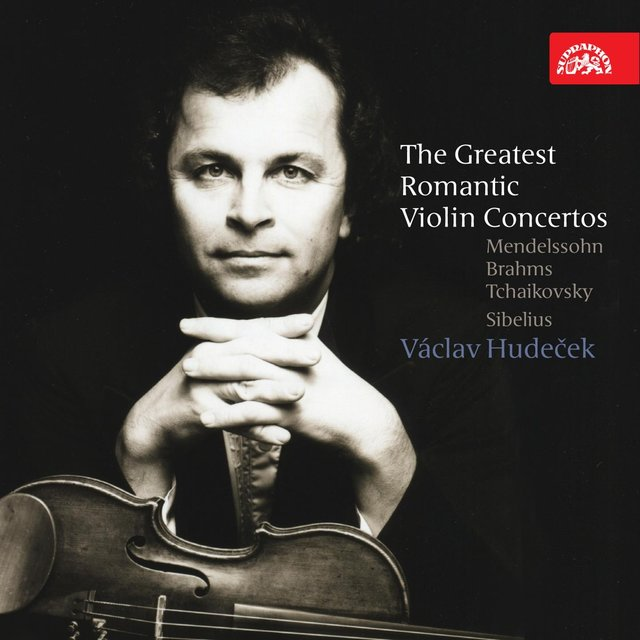 Mendelssohn, Brahms, Tchaikovsky and Sibelius: The Greatest Romantic Violin Concertos