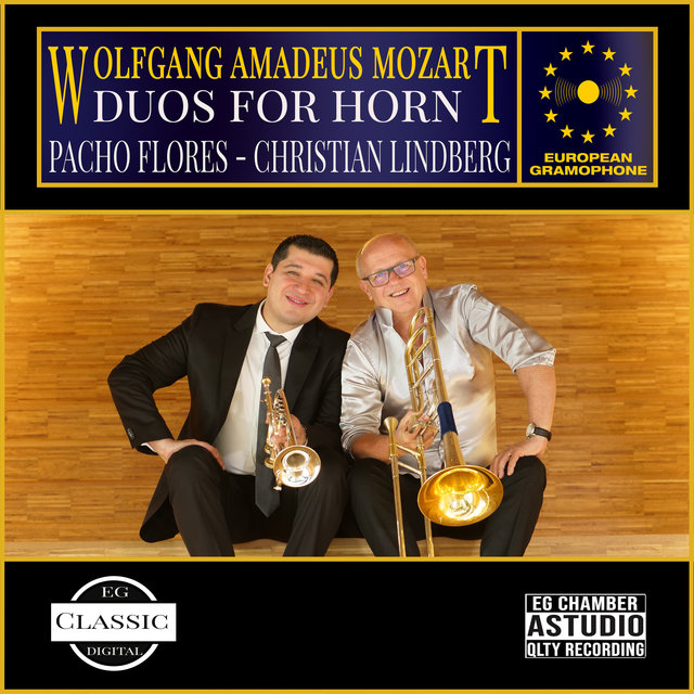 Mozart: Duos for Horn, K. 487