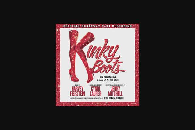 on the Kinky Boots Score