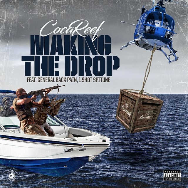 Making the Drop (feat. General Back Pain & 1shot Spitune)