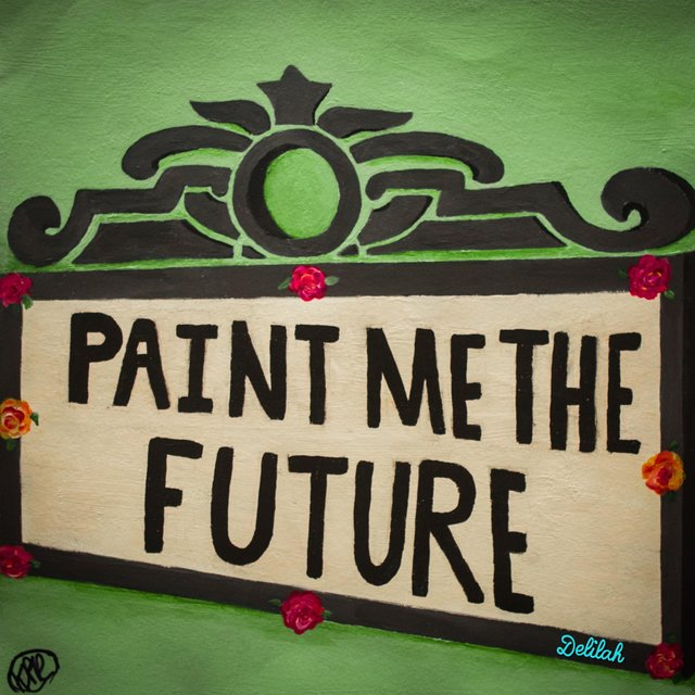 Paint Me the Future