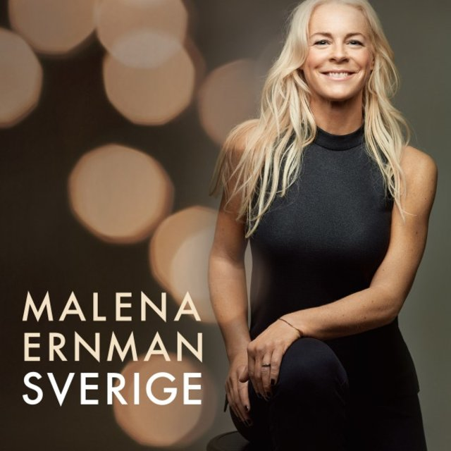 Cover art for album Sverige by Malena Ernman