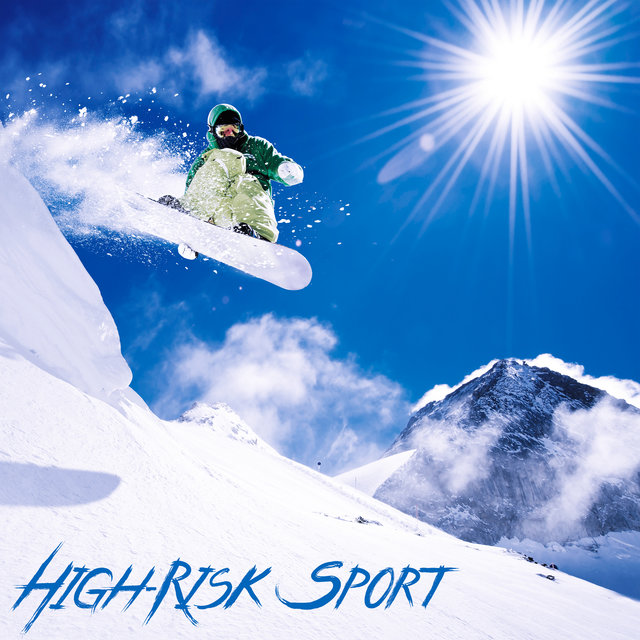 High-Risk Sport: Chill Music for Beginners and Professional Athletes