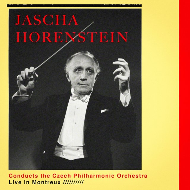 Jascha Horenstein Conducts The Czech Philharmonic Orchestra (Live At The Montreux Festival)