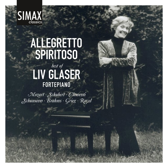 Allegretto Spiritoso – Best of Liv Glaser