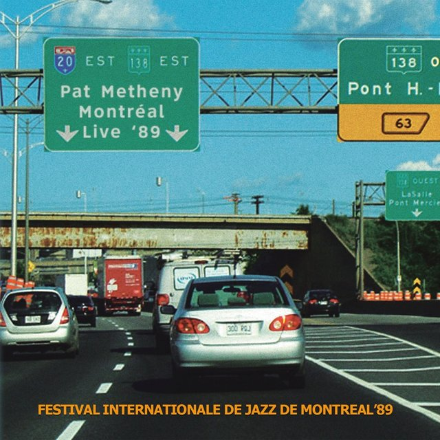 Festival Internationale De Jazz De Montreal - July 1989 (Live)