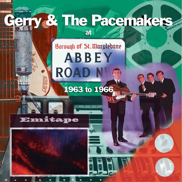 Cover art for album  by Gerry & The Pacemakers