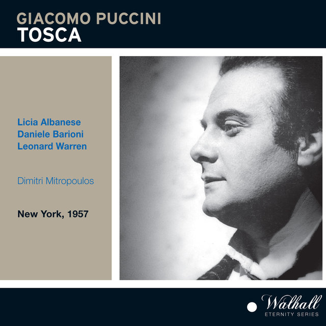 Puccini: Tosca, S. 69 (Live)