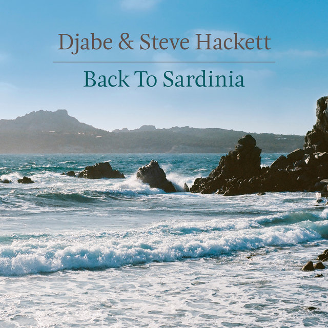 Cover art for album Back To Sardinia by Djabe, Steve Hackett