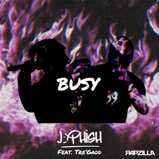 Busy (feat. Tre'Gadd)