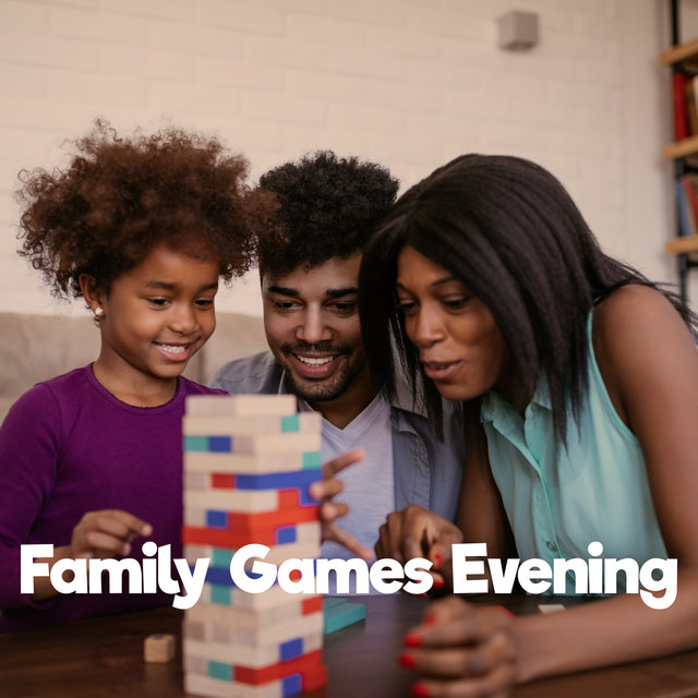 Family Games Evening - Moody Jazz Ideal as a Background to Spend Time with Loved Ones at the Weekend