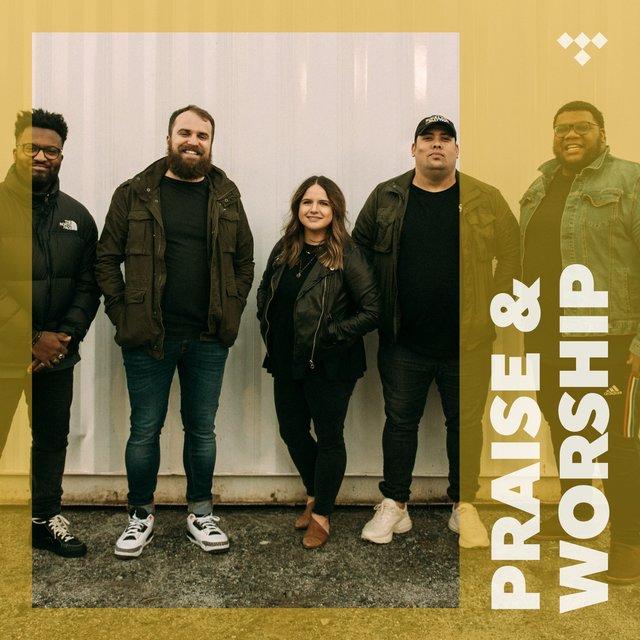 Cover art for album Praise & Worship by TIDAL