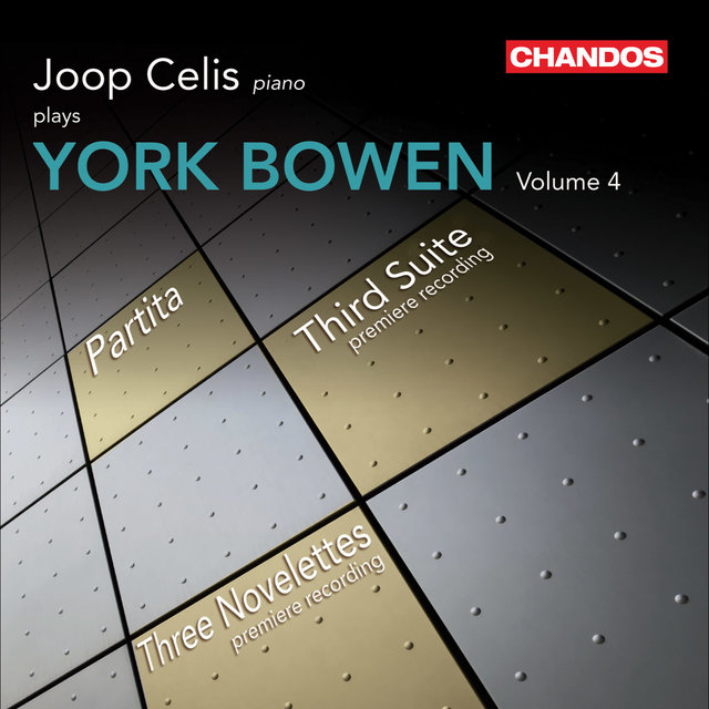 Bowen: Piano Works, Vol. 4
