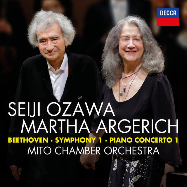Beethoven: Symphony No.1 in C; Piano Concerto No.1 in C (Live)