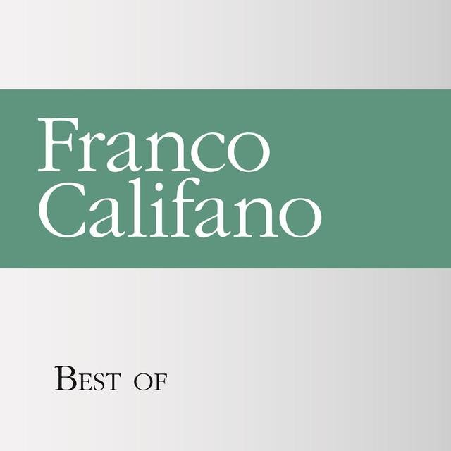 Best of Franco Califano