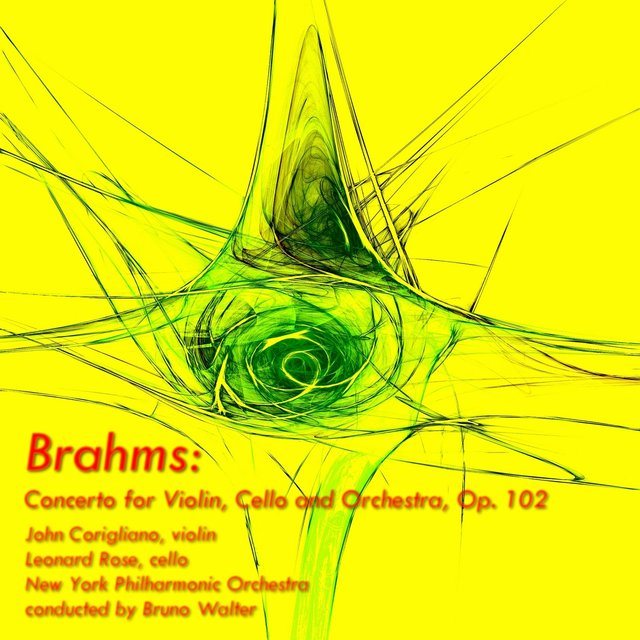 Brahms: Concerto for Violin, Cello and Orchestra, Op.102