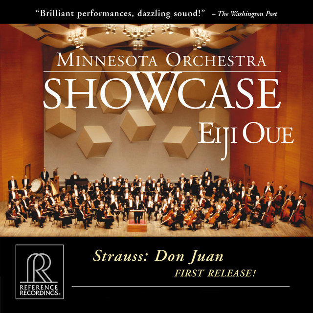 Cover art for album  by Minnesota Orchestra