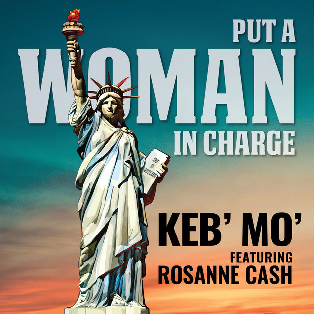 Put a Woman in Charge (feat. Rosanne Cash)