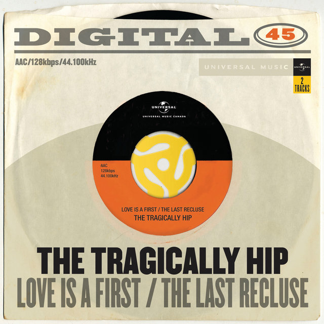 Love Is A First / The Last Recluse (Digital 45)