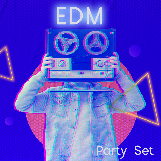 EDM Party Set: Rhythmic Chillout Music for All Night Wild Fun
