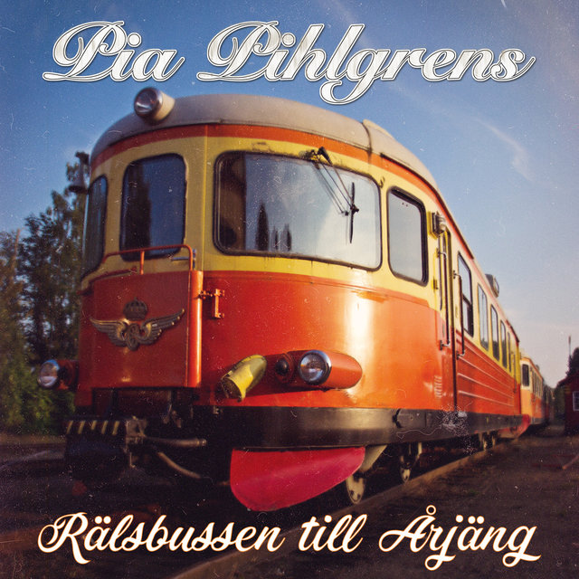 Cover art for album  by Pia Pihlgrens
