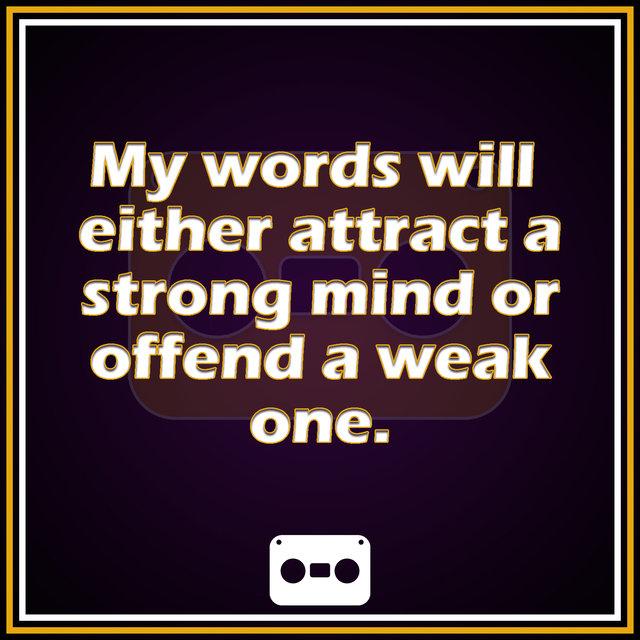 Attract a Strong Mind