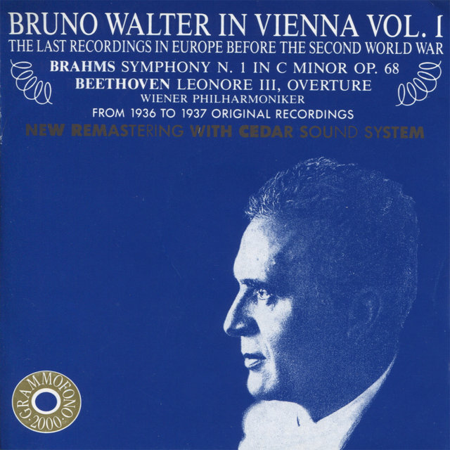 Brahms: Symphony No. 1 in C Minor - Beethoven: Lenore III